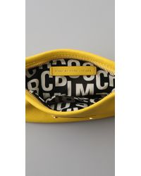 Marc By Marc Jacobs - Yellow Classic Q Percy Cross Body Bag - Lyst