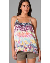 Tucker | Multicolor The Camisole Top | Lyst