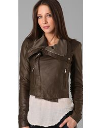 VEDA   Green Max Classic Jacket   Lyst