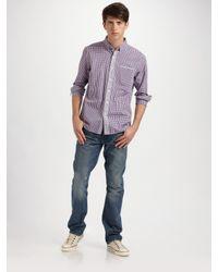 Elizabeth and James - Blue Slim Denim Jeans for Men - Lyst