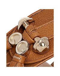 Gucci | Light Brown Leather Marrakech Thong Sandals | Lyst