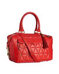 Rebecca Minkoff   Red Mac Shoulder Bag   Lyst