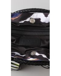 L.A.M.B. - Black Freestyle Ikat Brandywell Large Cross Body Bag - Lyst