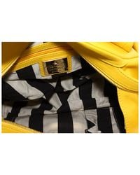 Vivienne Westwood - Yellow Bow Bag Large - Lyst