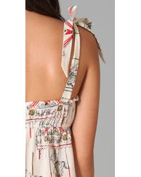 Daughters of the Revolution   White Sorbet Dress   Lyst