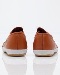 Feiyue   Brown Fe Lo Waxy Leather Carmel for Men   Lyst