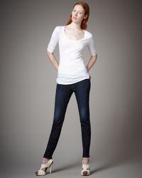 J Brand | Blue 901 Mazzaro Leggings | Lyst