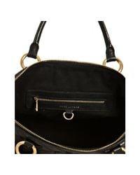 Marc Jacobs - Black Quilted Leather The Standard Shoulder Bag - Lyst
