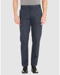 Raf Simons | Blue Dress Pants for Men | Lyst