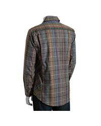 Robert Graham - Blue Check Cotton Jumpin Jack Shirt for Men - Lyst