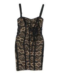 Rag & Bone | Black The Hadleigh Dress | Lyst