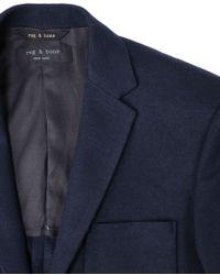 Rag & Bone - Blue Dagger Blazer for Men - Lyst