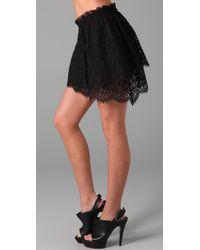 Lover - Coppelia Tutu Skirt in Black - Lyst