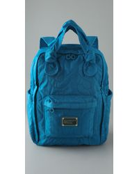 Marc By Marc Jacobs | Blue Pretty Nylon Backpack | Lyst