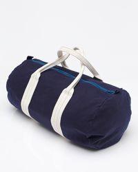 Billykirk | Blue Duffle Bag for Men | Lyst