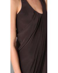 Obakki - Black Ambrose Long Dress - Lyst