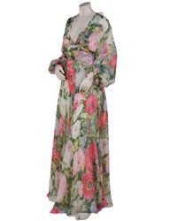 Paul & Joe | Multicolor Osmose Long Dress | Lyst