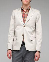 A.P.C. - Multicolor Veste Garcon Mi Doublee for Men - Lyst