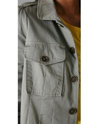 Marc By Marc Jacobs | Green Anniversary Uniform Jacket | Lyst
