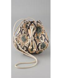 Zimmermann - Multicolor Snake Embossed Bag - Lyst