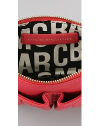Marc By Marc Jacobs - Red Totally Turnover Percy Bag - Lyst