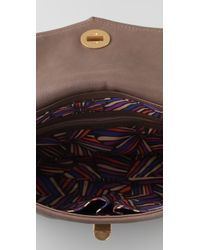 Marc By Marc Jacobs - Brown Kitty St. James Baladine Crossbody Bag - Lyst