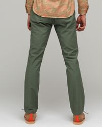 Penny Stock - Green Enlisted Penny Pant for Men - Lyst
