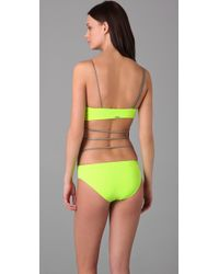 VPL | Yellow Swimsuit | Lyst