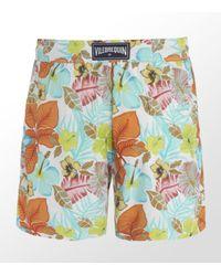 Vilebrequin | Multicolor Hawaii Moorea Swim Short for Men | Lyst