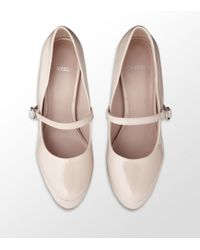 Carvela Kurt Geiger | Natural Active Court Shoe | Lyst