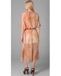 Leyendecker - Orange Suburbia Dress - Lyst