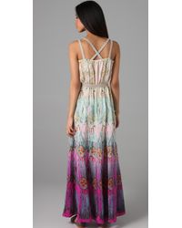Nanette Lepore | Pink Dreamcatcher Dress | Lyst