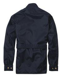 Barbour | Blue Navy Nylon International Jacket for Men | Lyst