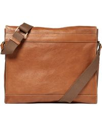 Mulberry - Brown Brynmore Leather Messenger Bag for Men - Lyst