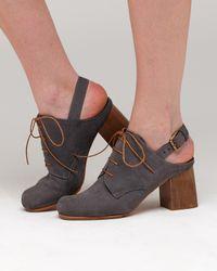 Rachel Comey   Gray Bait Boot   Lyst