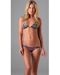 Tigerlily | Multicolor Plankton Bikini | Lyst