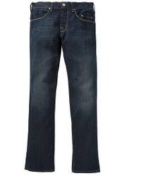 Levi's   Levis 533 Straight Leg Jeans, 3 Month Break Blue for Men   Lyst