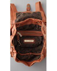 Rebecca Minkoff | Brown Mab Backpack | Lyst