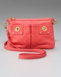 Marc By Marc Jacobs | Red Percy Crossbody Bag | Lyst