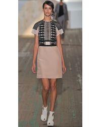 3.1 Phillip Lim | Natural Lace Patchwork Dress | Lyst