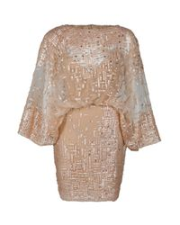 Eastland | Metallic Square Sequin Dress | Lyst