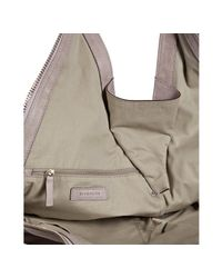Givenchy - Gray Pink Lambskin Leather Tinhan Large Hobo - Lyst