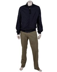 C P Company | Brown Relaxed Cargo Trousers for Men | Lyst