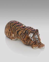 Judith Leiber | Multicolor Da Yun Tiger Minaudiere | Lyst