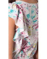 Sunner | Multicolor Willow Long Dress | Lyst