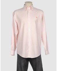 Brooks Brothers | Orange Long Sleeve Shirt for Men | Lyst