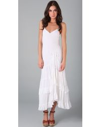 Free People - White Voile Dancing Queen - Lyst