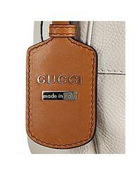 Gucci | White Madison Medium Hobo | Lyst