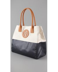 Tory Burch - Natural Dipped Tote - Lyst