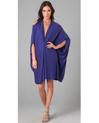 Rachel Pally | Purple Gwyneth Caftan Dress | Lyst